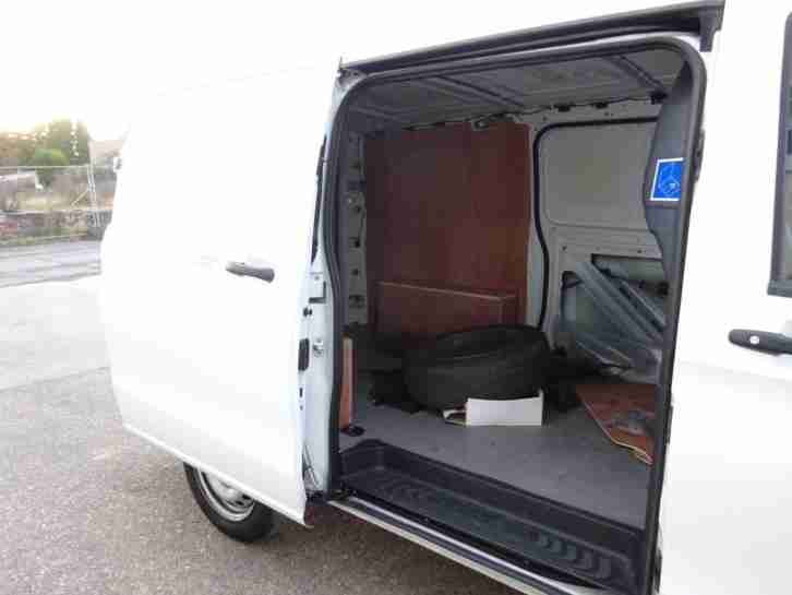 2015 65 reg mercedes benz vito cdi diesel new shape van. Black Bedroom Furniture Sets. Home Design Ideas