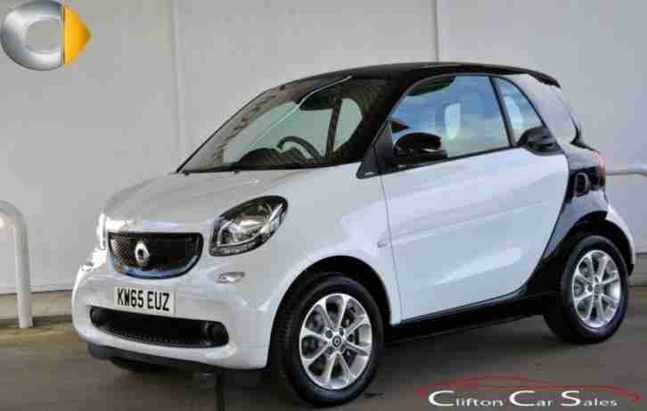 Smart 65. Smart car from United Kingdom
