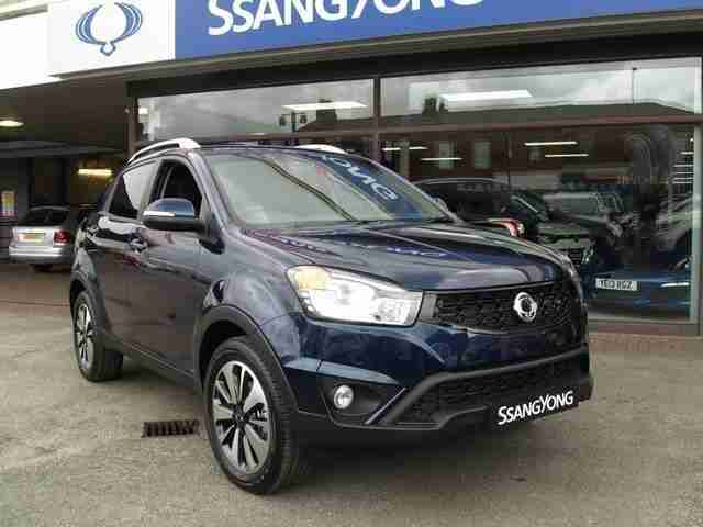 2015 65 KORANDO 2.0 LIMITED EDITION