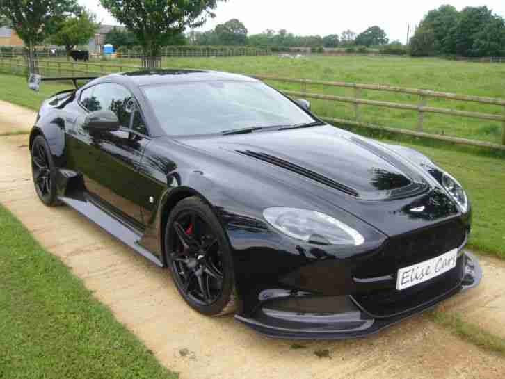 2015 ASTON MARTIN VANTAGE GT12 5.9 592BHP ONE OWNER 1 OF 100 LIMITED CARS