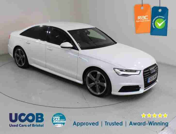 2015 A6 2.0 TDI ULTRA BLACK EDITION (S