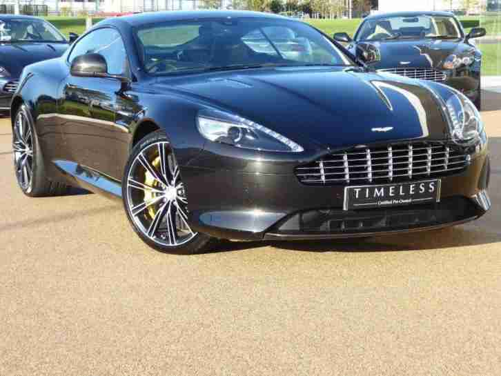 2015 DB9 5.9 Coupe (2+2)