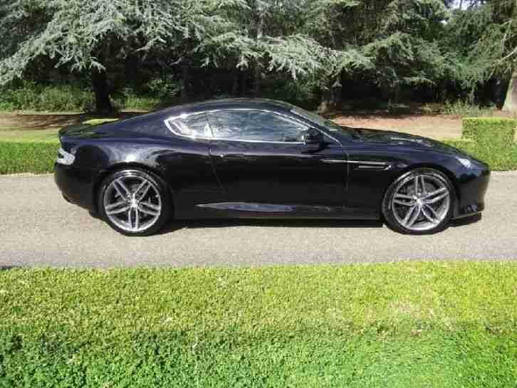 Aston Martin 2015 Db9 V12 2dr Touchtronic Auto Automatic