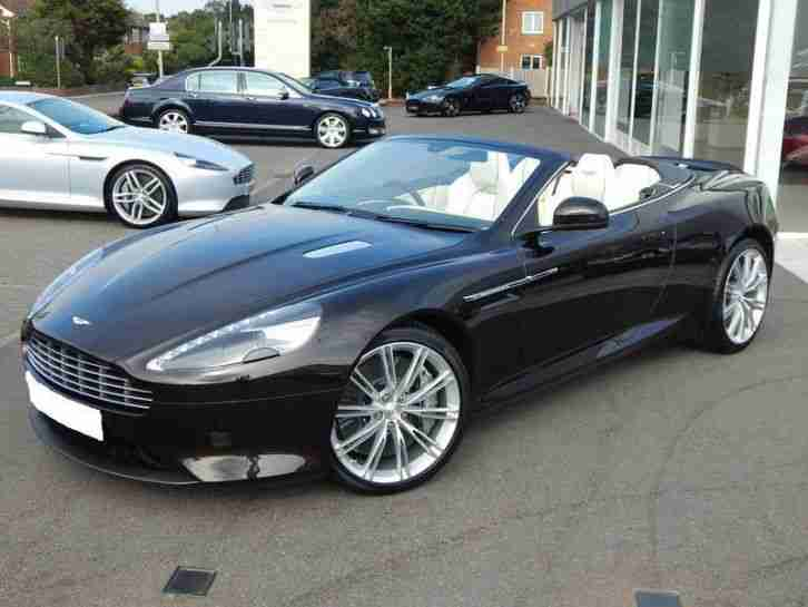 aston martin 2015 db9 v12 automatic petrol cabriolet car. Black Bedroom Furniture Sets. Home Design Ideas