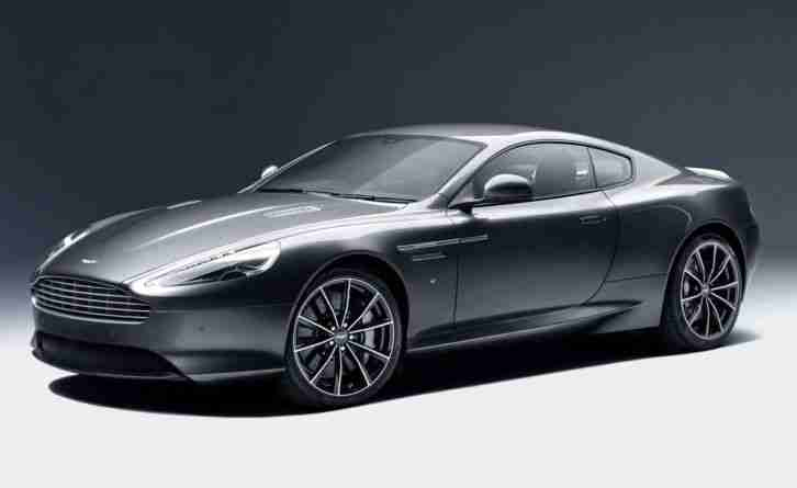2015 DB9 V12 GT 2dr Touchtronic