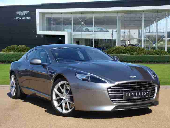 2015 Rapide S