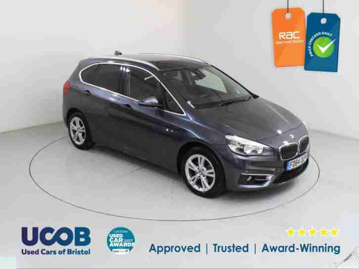 2015 BMW 2 SERIES ACTIVE TOURER 2.0 218D LUXURY ACTIVE TOURER (S S) 5DR HATCHBA