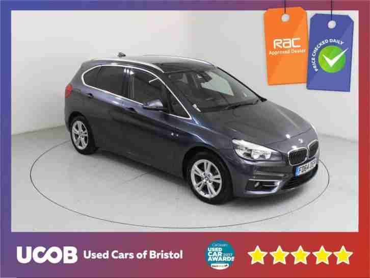 2015 2 SERIES ACTIVE TOURER 2.0 218D