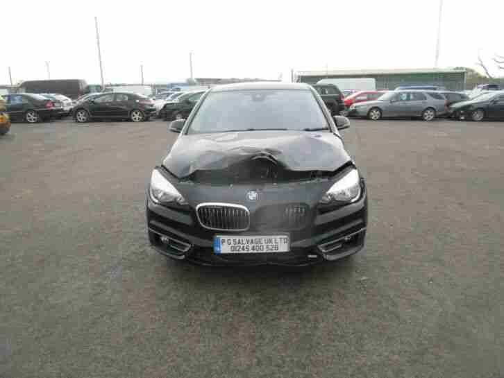 2015 218D LUXURY 2.0 DIESEL AUTOMATIC