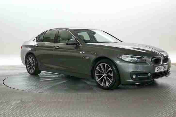 2015 BMW 520D 2.0 Luxury Auto