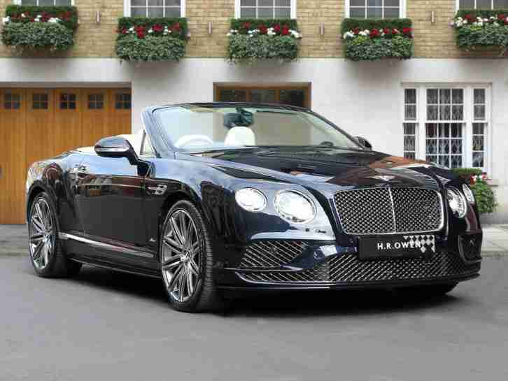 bentley 2015 continental gtc speed vat qualifying petrol. Black Bedroom Furniture Sets. Home Design Ideas
