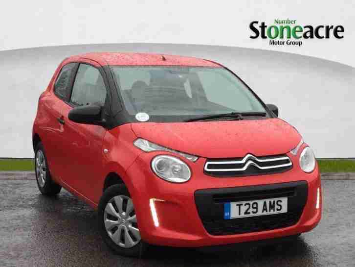 Citroen C1. Citroen car from United Kingdom