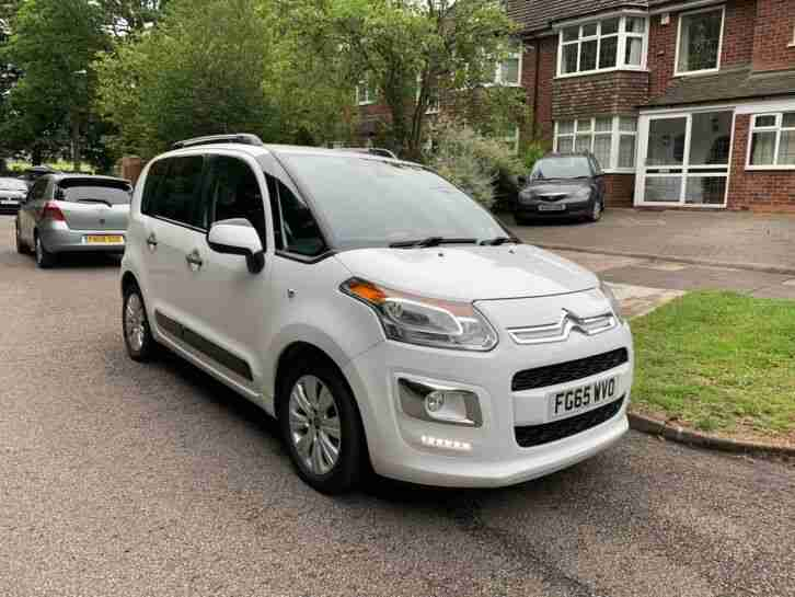2015 Citroen C3 Picasso Exclusive 1.6 BlueHDi