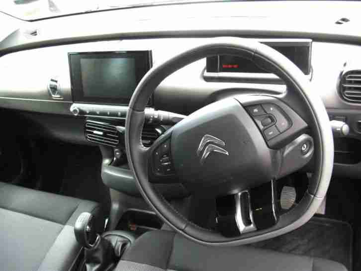 2015 Citroen C4 Cactus FEEL 1.6 BueHDI 5Dr - Free Road Tax - City Camera Pack -
