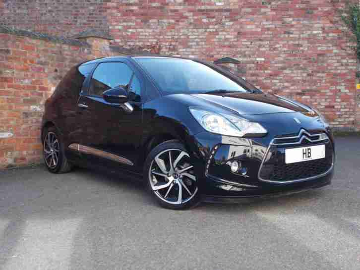 2015 DS Automobiles DS 3 Hatch 3Dr 1.6