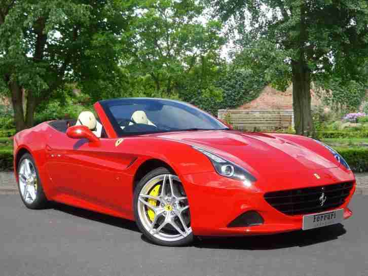 2015 Ferrari California DD Petrol red Semi Auto