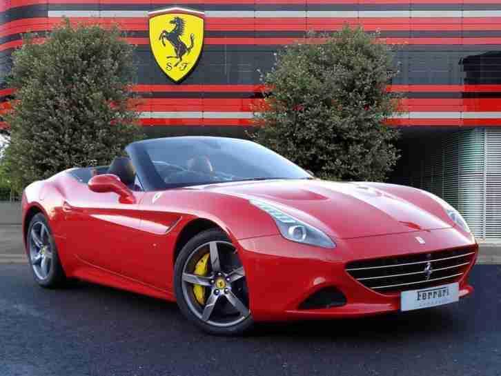 Used 2015 Ferrari California Dd For Sale In Northern: Ferrari 2015 California DD Petrol Red Semi Auto. Car For Sale