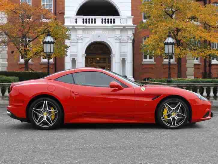 Used 2015 Ferrari California Dd For Sale In Northern: Ferrari 2015 California T DD Petrol Red F1 DCT. Car For Sale