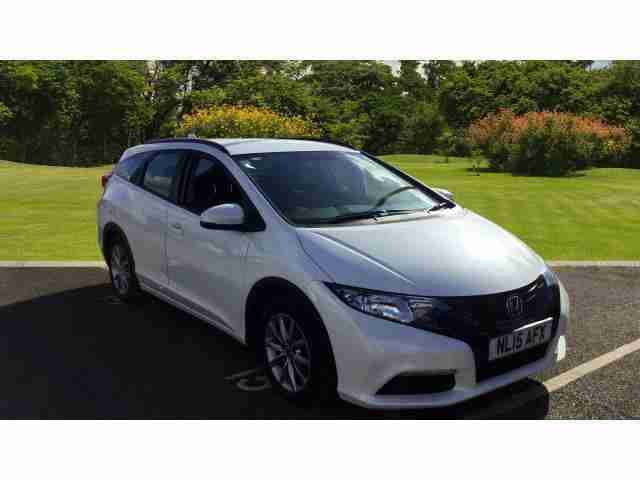 2015 Civic Tourer 1.8 I Vtec S 5Dr Auto