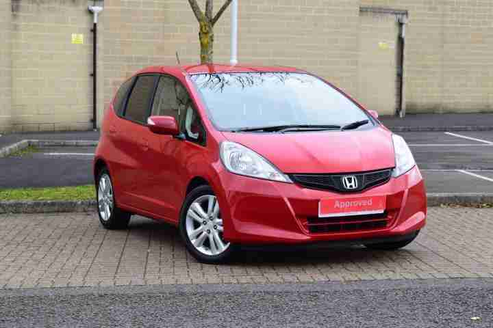 2015 Honda Jazz 5-Door 1.4 i-VTEC ES Plus Automatic Hatchback
