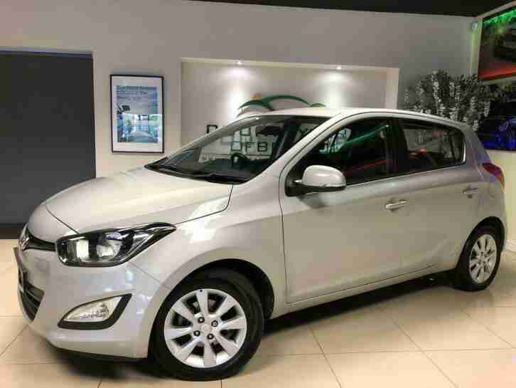 2015 i20 1.2 Active Hatchback 5dr