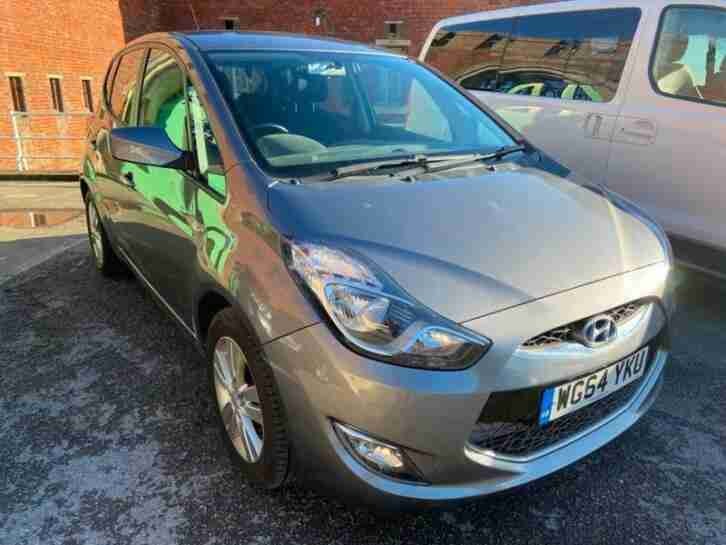 2015 Hyundai i20 ACTIVE MPV Petrol Manual