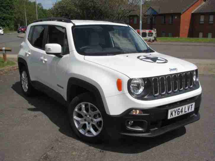 jeep 2015 renegade 1 4 tmair 2 longitude 5dr manual 4x4 car for sale. Black Bedroom Furniture Sets. Home Design Ideas