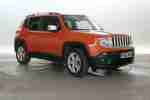 2015 RENEGADE 1.6 M Jet Limited 4x2