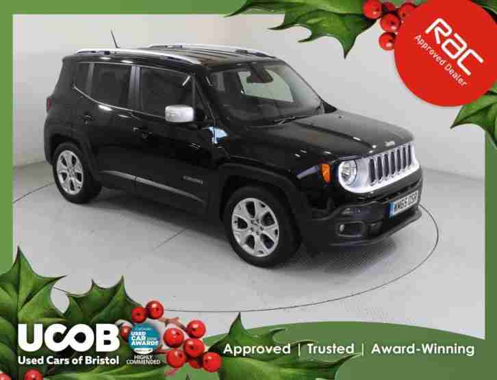 2015 RENEGADE 1.6 MULTIJET II LIMITED (S