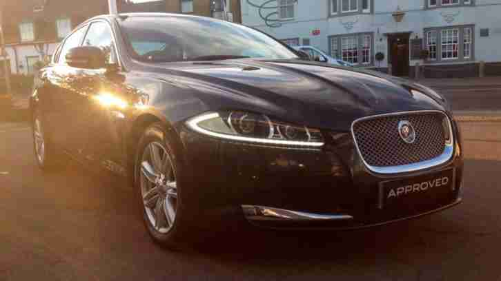2015 XF 2.2d (163) Luxury Automatic