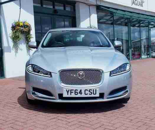 Xf Jaguar For Sale Used: Jaguar 2015 XF 2.2d [200] Luxury 4 Door Auto Diesel Saloon