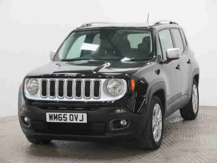 2015 Renegade 1.6 MultiJet II Limited