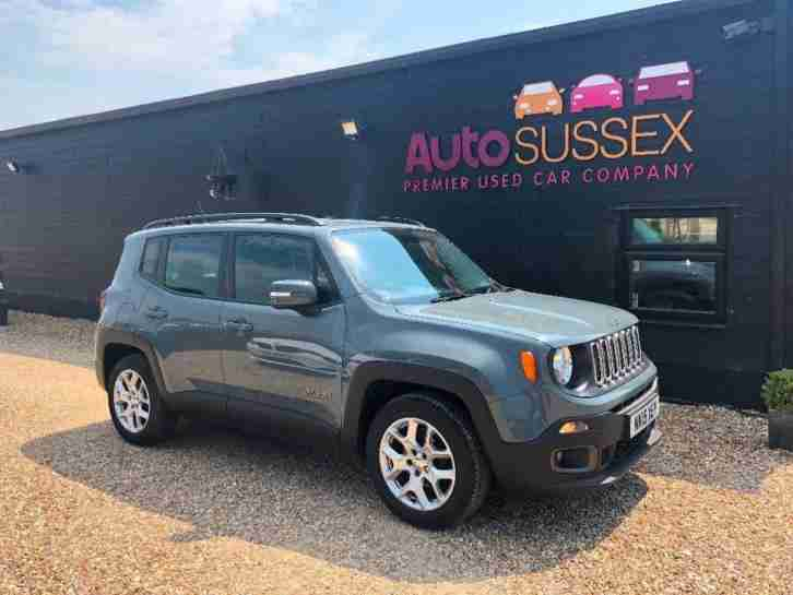 2015 Renegade 1.6 MultiJet Longitude 5dr