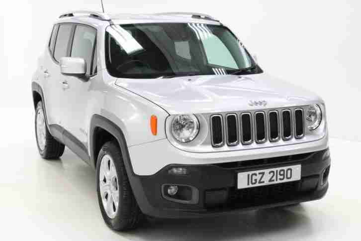 2015 Renegade 2.0 Multijet Limited 5dr