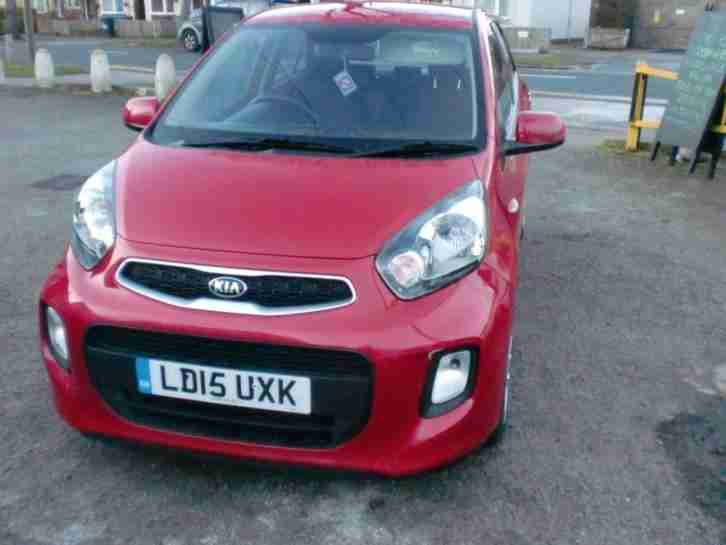 2015 Picanto 1.0 1 Air 5dr 5 door