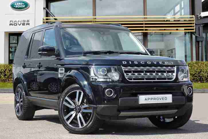 2015 Land Rover Discovery SDV6 HSE LUXURY
