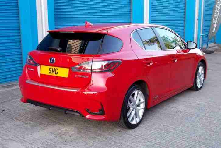 2015 Lexus CT200h ADVANCE (NAV DAB + More)_36k MILES_P/X(£+/-)_FINANCE_DELIVERY