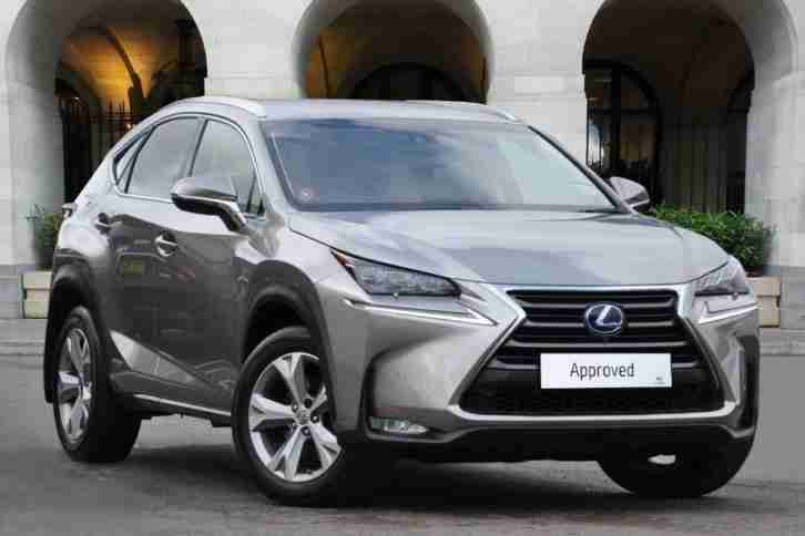 2015 NX 2.5 Premier PETROL ELECTRIC