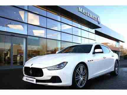 Maserati 2015 GHIBLI SEL AUTOMATIC 4 DOOR SALOON. car for sale
