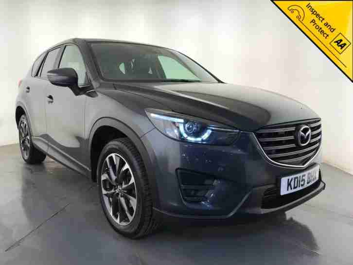 2015 CX 5 SPORT NAV DIESEL HEATED
