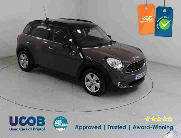 2015 COUNTRYMAN 1.6 COOPER D 5DR