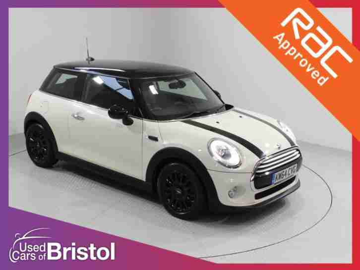 2015 HATCH 1.5 COOPER 3DR (START STOP)