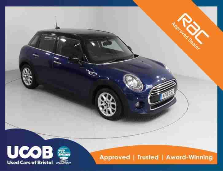 2015 HATCH 1.5 COOPER D 5DR (START STOP)