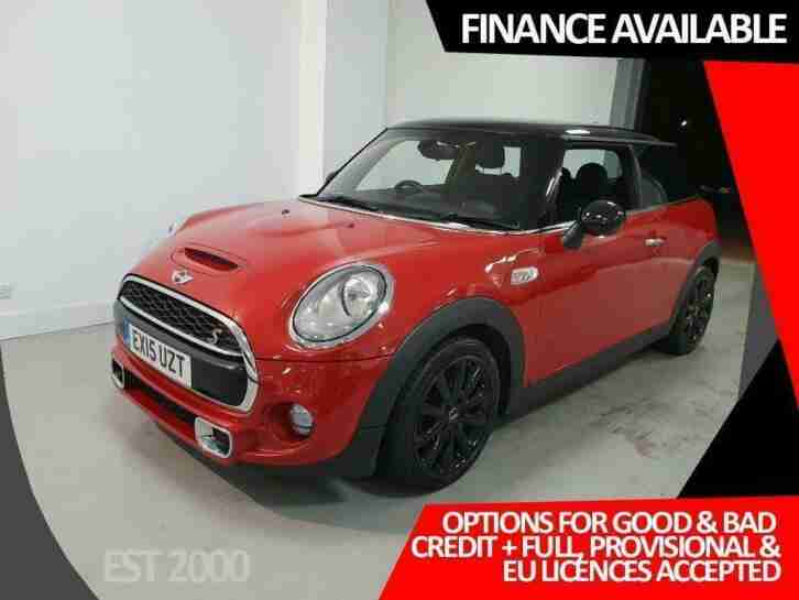 2015 MINI Hatch 2.0 Cooper S (s s) 3dr MINI SERVICE HISTORY