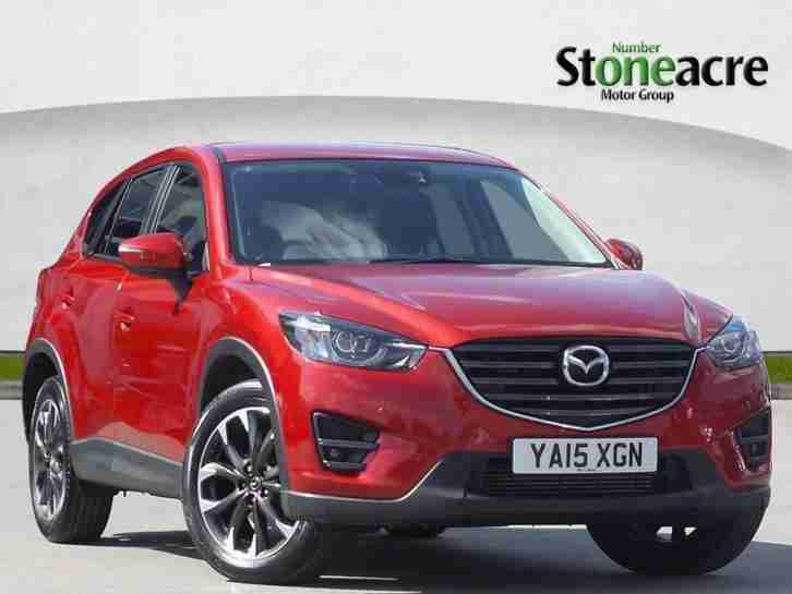 mazda 2015 cx 5 2 2 td sport suv 5dr diesel manual 2wd. Black Bedroom Furniture Sets. Home Design Ideas