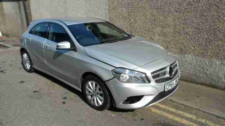 2015 Mercedes A180 Blue Efficiency SE,