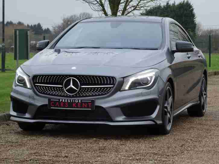 mercedes benz 2015 cla class cla 220 cdi amg sport 4dr tip. Black Bedroom Furniture Sets. Home Design Ideas