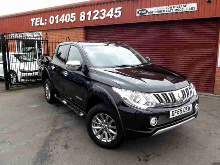 2015 Mitsubishi L200 NEW SHAPE,Double Cab DI D 178 Barbarian 4WD 4 door Pick Up