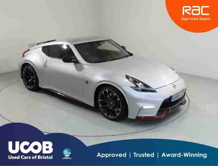 Nissan 370Z. Nissan car from United Kingdom