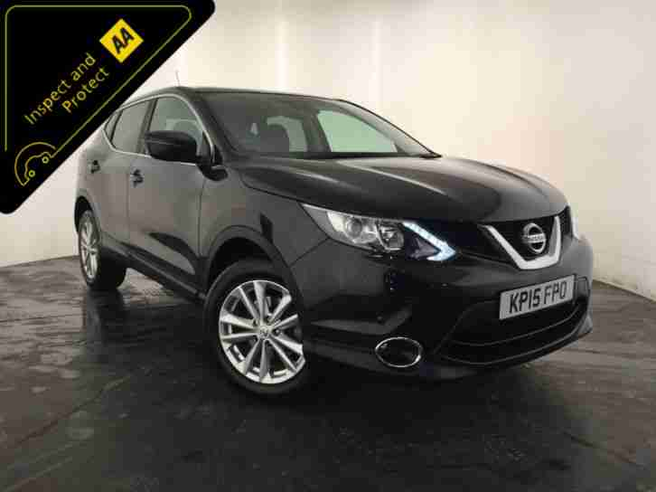 2015 NISSAN QASHQAI ACENTA PLUS DCI DIESEL FINANCE PART EXCHANGE WELCOME